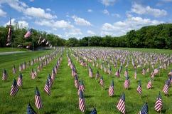 Het groeten van Onze Veteranen Stock Foto's