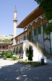 Het grondgebied van Khan Palace Royalty-vrije Stock Afbeelding