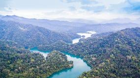Het grootste regenwoudministerie van Nationale Parken, het Wild en Installatiebehoud stock afbeeldingen