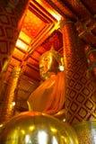 Het grote beeld van Boedha Royalty-vrije Stock Foto
