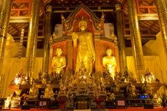 Het grote Beeld van Boedha Stock Foto