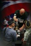 Het grote Britse Bierfestival, 2013 Stock Foto