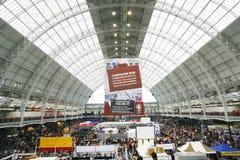 Het grote Britse Bierfestival, 2013 Stock Fotografie