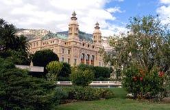 Het Grote Casino van Monte Carlo royalty-vrije stock foto