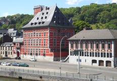 Het GROTE CURTIUS-MUSEUM, Luik, België Stock Afbeelding