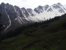 Het grote Himalayagebergte Royalty-vrije Stock Foto