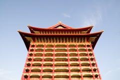 Het grote hotel Royalty-vrije Stock Afbeelding