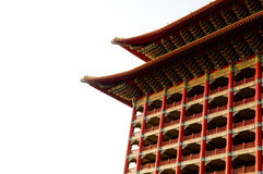 Het grote hotel Royalty-vrije Stock Fotografie