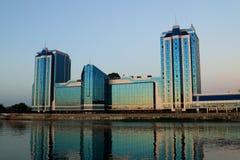 Het Grote hotel, Astrakan Stock Fotografie