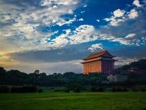 Het Grote Hotel van Taipeh, Taiwan Stock Fotografie