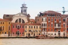 Het Grote Kanaal van Venetië Royalty-vrije Stock Fotografie