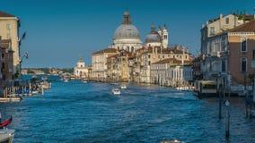 Het Grote Kanaal van Veneti? stock footage