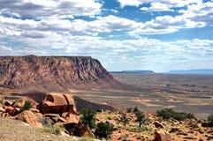 Het grote landschap van de Canion Royalty-vrije Stock Foto