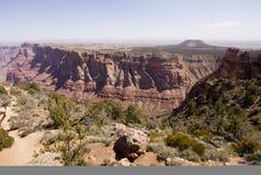 Het grote landschap van de Canion Stock Foto's