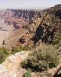 Het grote landschap van de Canion Royalty-vrije Stock Afbeelding