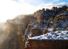 Het grote Nationale Park van de Canion Stock Fotografie