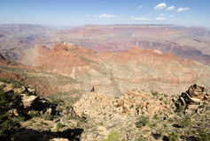 Het grote Nationale Park van de Canion Stock Foto