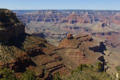 Het grote Nationale Park van de Canion, de V.S. Stock Afbeelding