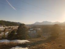 Het grote Noordwesten van van Vlakteswa MT OF Mn royalty-vrije stock afbeeldingen