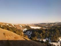 Het grote Noordwesten van van Vlakteswa MT OF Mn stock afbeelding