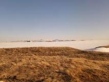Het grote Noordwesten van van Vlakteswa MT OF Mn stock fotografie