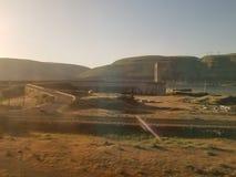Het grote Noordwesten van van Vlakteswa MT OF Mn royalty-vrije stock foto