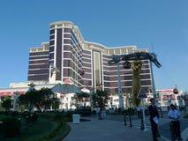 Het grote openen van Macao Wynn Palace Hotel! stock foto