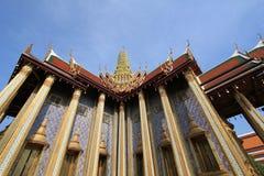 Het grote Paleis in Bangkok Stock Afbeeldingen