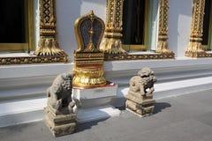 Het grote Paleis Bangkok Stock Foto