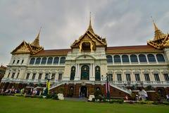 Het grote Paleis bangkok thailand Royalty-vrije Stock Afbeelding