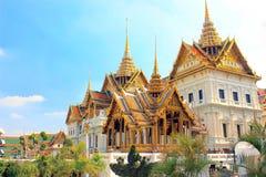 Het grote Paleis, Bangkok, Thailand Stock Fotografie