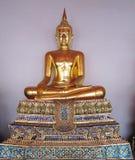 Het Grote Paleis Bangkok Thailand van Boedha Stock Foto