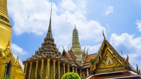 Het Grote Paleis in Thailand stock foto's