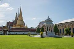 Het Grote paleis van Thailand Royalty-vrije Stock Foto