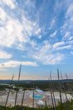 Het grote Prismatische Nationale Park van Yellowstone Royalty-vrije Stock Foto