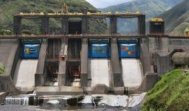 Het grote Project van de Dam Stock Afbeeldingen
