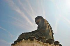 Het grote Standbeeld van Boedha Stock Foto