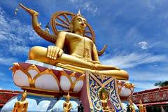 Het grote Standbeeld van Boedha Royalty-vrije Stock Afbeelding