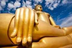 Het grote Standbeeld van Boedha Stock Fotografie