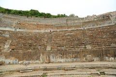 Het Grote Theater van Ephesus royalty-vrije stock afbeelding