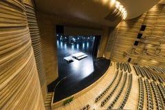 Het grote theater van Shanghai in het jiading van district Stock Afbeelding