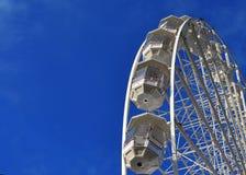 Het grote wiel in de stad van Birmingham Stock Afbeelding