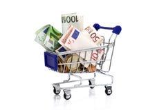 Het grote winkelen Stock Afbeelding