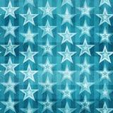 Het Grungeblauw speelt naadloos patroon mee royalty-vrije illustratie