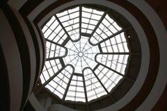 Het guggenheimMuseum Royalty-vrije Stock Afbeeldingen