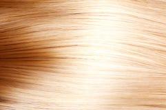Het Haar van de blonde Stock Foto