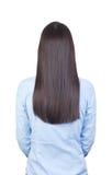 Het haar van de vrouw Royalty-vrije Stock Foto