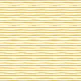 Het hand geschilderde naadloze patroon van borstelslagen Royalty-vrije Stock Foto