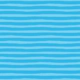 Het hand geschilderde naadloze patroon van borstelslagen Royalty-vrije Stock Afbeelding