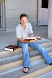 Het Handboek van de student Stock Afbeeldingen